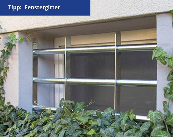 Gröger Sicherheitshaus Fenstergitter