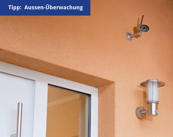 Gröger Sicherheitshaus Kameras