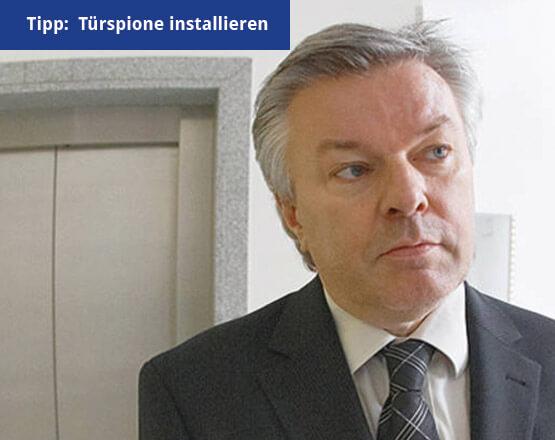 Groeger Sicherheitshaus Türspione