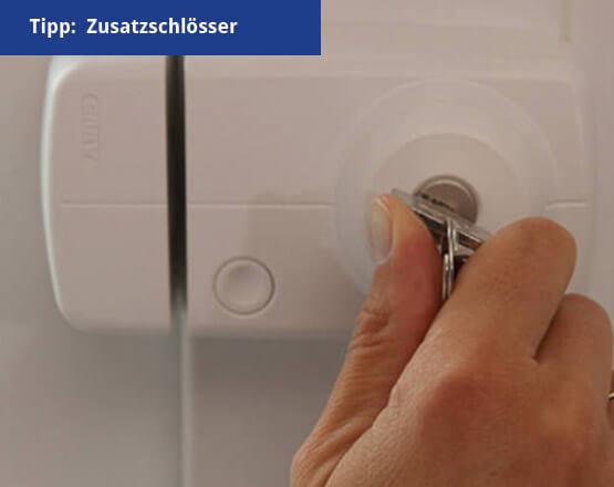 Gröger Sicherheitshaus Zusatzschlösser