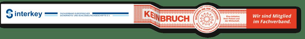 Gröger Sicherheitshaus Interkey Banner