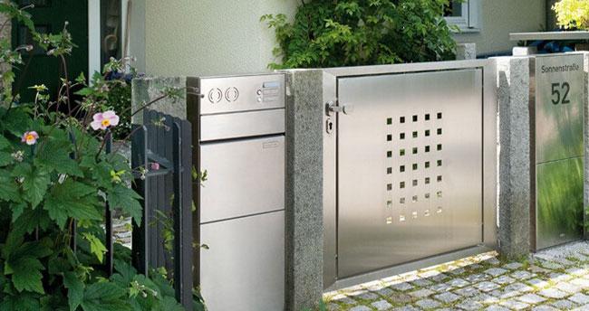 Gröger Sicherheitshaus Briefkastenanlagen