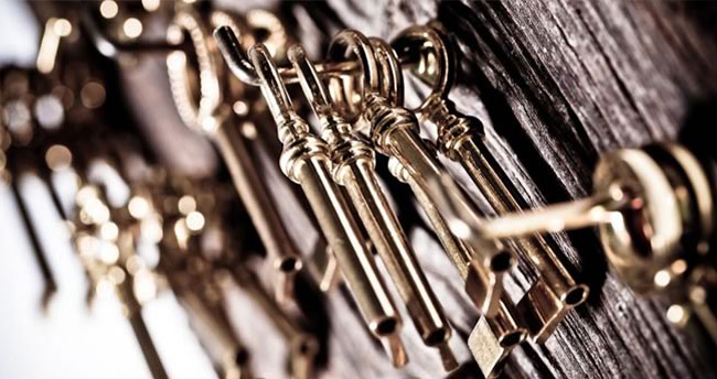 Gröger Sicherheitshaus Schlüssel