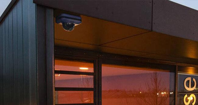 Gröger Sicherheitshaus Videoüberwachung Außenbereich