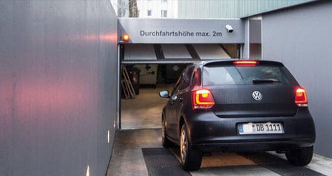 Gröger Sicherheitshaus Videoüberwachung Parkanlagen