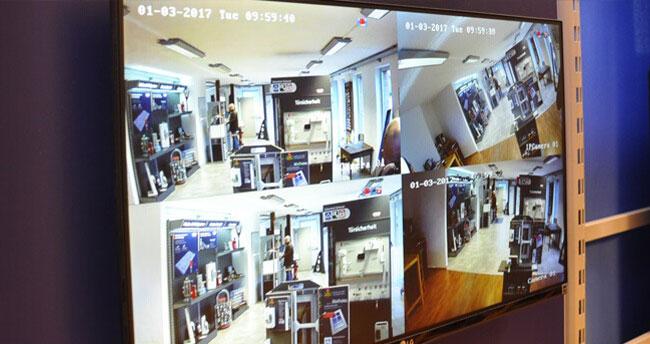 Gröger Sicherheitshaus Videoüberwachung Beispiel