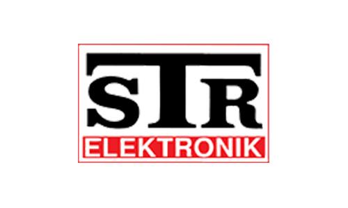 Gröger Sicherheitshaus STR Elektronik Logo